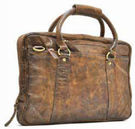 Vintage Baseball Origins Briefcase by Rawlings<br>BROWN OR BLACK!