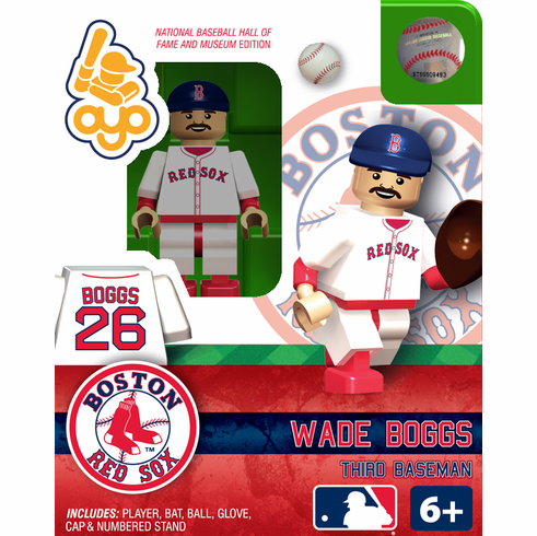 OYO SALE!<br>Wade Boggs Boston Red Sox Hall of Fame OYO Mini Figure