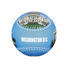 Washington DC Baseball<br>ONLY 2 LEFT!