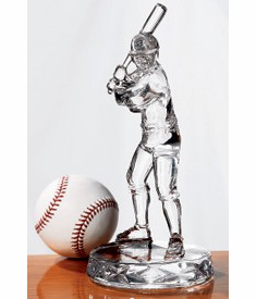 Waterford Baseball Player Batter<br>ONLY 1 LEFT!