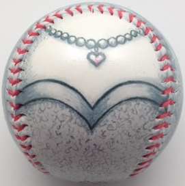 Wedding Dress Bride Baseball