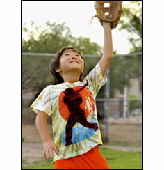 END OF SUMMER SPECIAL!<br>Baseball Art Batter Youth T-Shirt