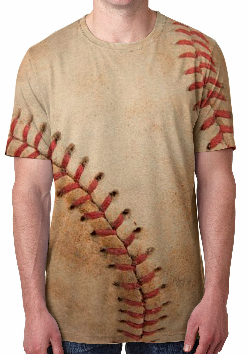 WEEKLY SPECIAL #2<br>Old Baseball Limited Edition Sublimated T-Shirt<br>Adult S-2X