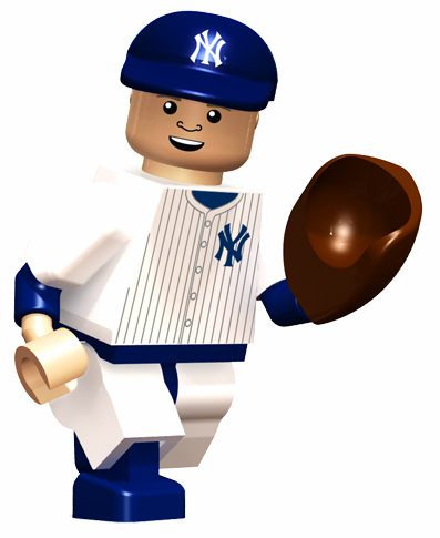 OYO SALE!<br>Whitey Ford New York Yankees Hall of Fame OYO Mini Figure<br>ONLY 4 LEFT!