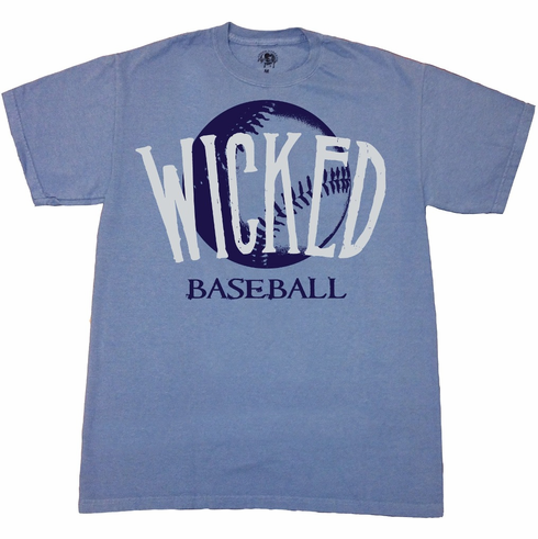 Wicked Baseball Adult T-Shirt