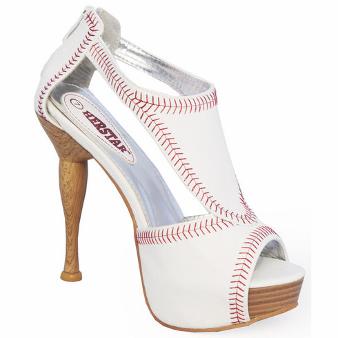 Women's Baseball Heels<br>SIZE 7 OR 10