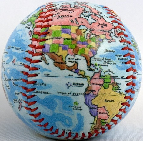World Globe Baseball