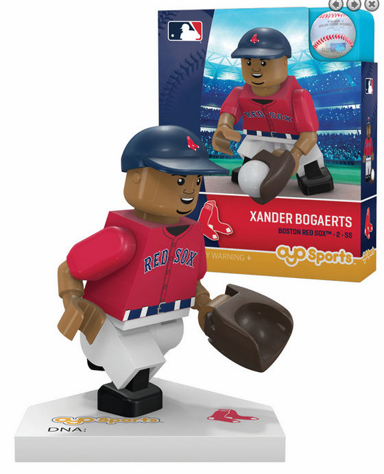 Xander Bogaerts Boston Red Sox OYO Mini Figure<br>ONLY 1 LEFT!
