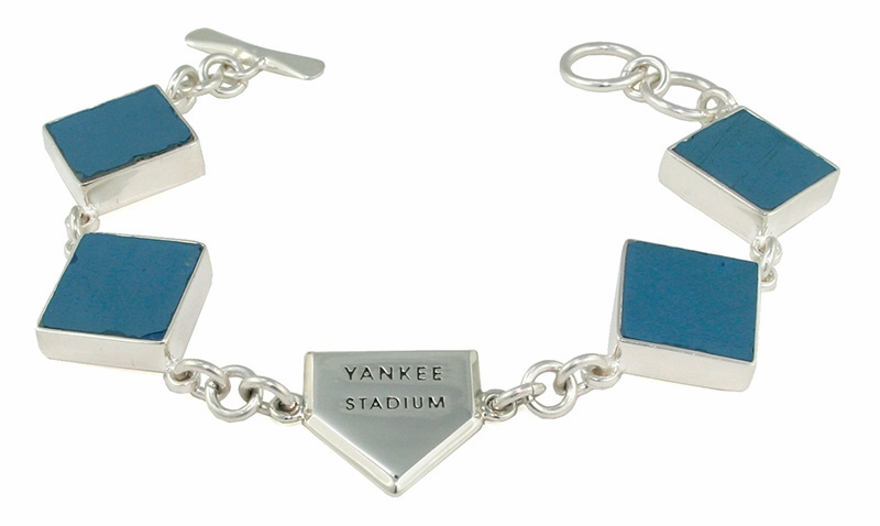 Yankee Stadium Baseball Ballpark Bracelet<br>ONLY 2 LEFT!