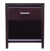 1 Drawer Nightstand - Nevis Espresso - Modus Furniture - NV2381