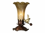 1-Light Lily Accent Lamp - Dale Tiffany