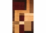 100% Wool Handknotted Rug - 5' x 8' - Aspen 5053 - International Rugs