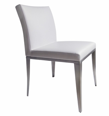 1008 Dining Chairs in White (Set of 2) - Bellini Modern Living - 1008-DC-WHITE