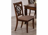 10339 Dining Chair with Decorative Seat Back - Set of 2 - 103392