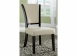 1036 Upholstered Side Chair in Ivory - Set of 2 - 103682IVY