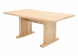 """120"""" Rectangular Conference Table - ROF-BCTRC7240"""