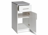 16 Inch Base Cabinet with Drawer and Door - Elite Collection - Prepac Furniture - WED-1636