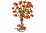 """28.5"""" Cosmo Stem (Set of 12) - Nearly Natural - 2125-OR"""