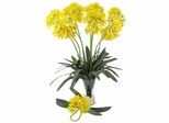 """29"""" African Lily Stem (Set of 12) - Nearly Natural - 2129-YL"""
