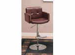 "29"" Bar Chair in Brown - Coaster - 120348"