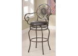"29"" Decorative Elegant Metal Barstool - 102584"