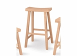 "29"" Saddle Seat Stool - 1S-683"