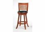 "29"" Swivel Bar Stool (Set of 2) in Light Cherry - Coaster - 101950-SET"