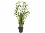 3' Papyrus Silk Plant - Nearly Natural - 4763