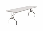 "30"" x 96"" Folding Table - National Public Seating - BT-3096"