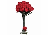 """31"""" Large Rose Stem (Set of 12) - Nearly Natural - 2127-RD"""