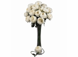 """31"""" Large Rose Stem (Set of 12) - Nearly Natural - 2127-WH"""