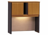 """36"""" Hutch - Series A Natural Cherry Collection - Bush Office Furniture - WC57437"""