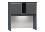 """36"""" Hutch - Series A Slate Collection - Bush Office Furniture - WC84837"""