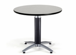 "36"" Round Multi-Purpose Table (Mesh Base) - OFM - MT36RD"