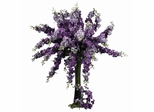"""38.5"""" Delphinium Stem (Set of 12) - Nearly Natural - 2128-PP"""