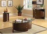 3PC Brentwood Base Accent Table Set - 701747