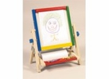 4-1 Flipping Table Top Easel - Guidecraft - G51086