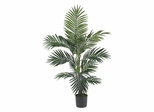 4' Kentia Palm Silk Tree in Green - Nearly Natural - 5295