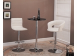 4-Piece Bar Table Set - Coaster - 120340-DSET