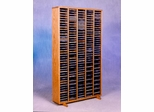 400 CD Desktop or Shelf Storage Cabinet - 509-4