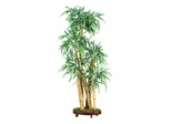 """42"""" Chinese Style Bamboo Silk Tree in Green - Nearly Natural - 5205"""