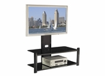 46 Inch TV Stand with TV Mount - Office Star - TV1346BG