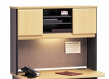 """48"""" Hutch - Series A Beech Collection - Bush Office Furniture - WC14349"""