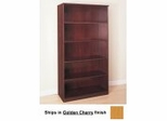 5 Shelf Bookcase in Golden Cherry - Mayline Office Furniture - VB5GCH
