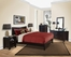 6-Piece Bedroom Furniture Set with King Size Bed - Canova - Lifestyle Solutions - CNV-6PEK-CP-SET