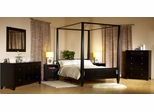 6-Piece Bedroom Furniture Set with King Size Bed - Wilshire - Lifestyle Solutions - WSR-6PEK-CP-SET