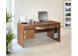 60 Inch Desk with Suspended Ped - Essentials Collection - Nexera Furniture - 731008