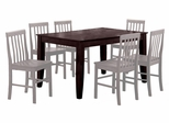 60 Inch Dining Table in Espresso - TW60SES