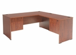 60 Inch L-Shaped Desk - Sandia Laminate - SLDP603042