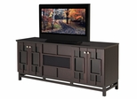 "70"" Asian styled console for Plasma/LCD/DLP installations - FT72AC"